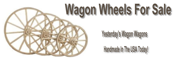 Wagon Wheels For Sale